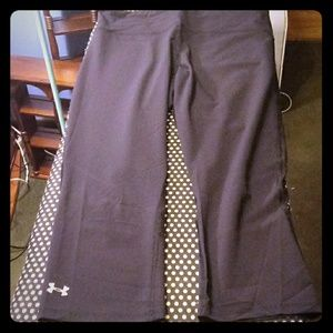 UNDER ARMOUR EXERCISE PANTS